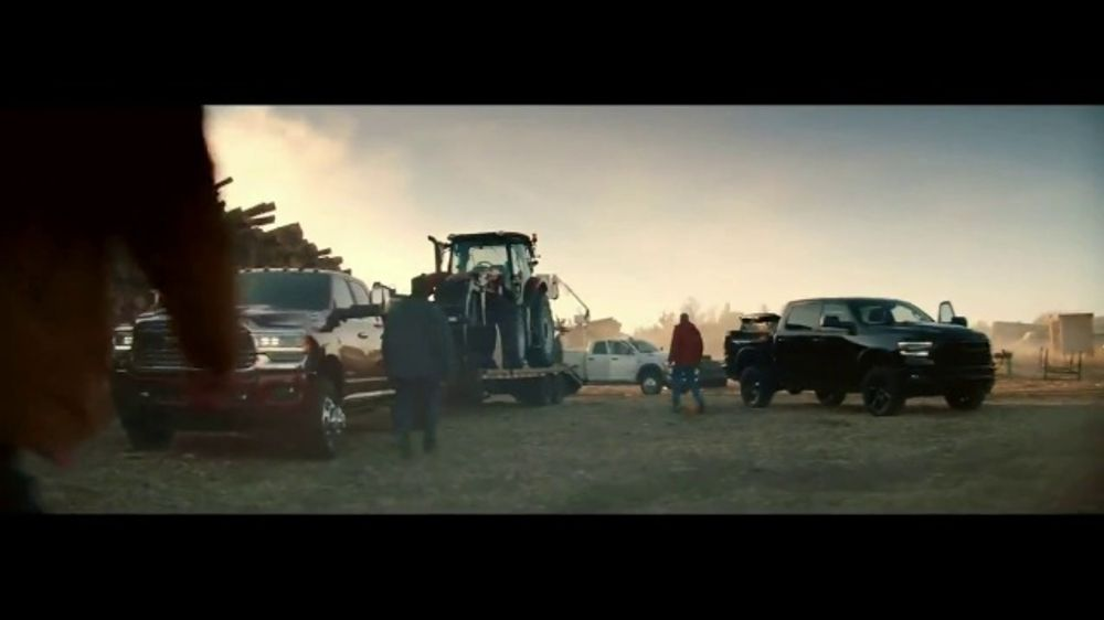 Ram Trucks TV Commercial, 'Millas que recuperar' [Spanish] [T1