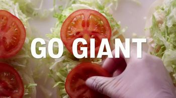 Jersey Mike's TV Spot, 'Go Giant'