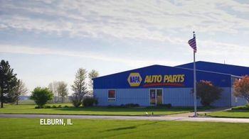 NAPA Auto Parts TV Spot, 'Nationally Known, Locally Grown' - Thumbnail 7