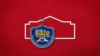 Lowe's TV Spot, 'Safety Unites Us' - Thumbnail 7