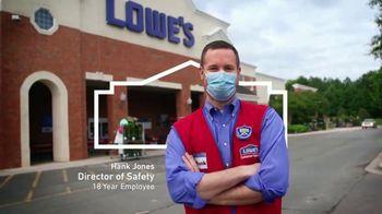 Lowe's TV Spot, 'Safety Unites Us' - Thumbnail 9