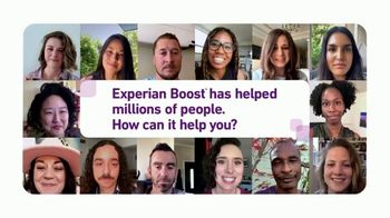 Experian Boost TV Spot, 'Boost Your Credit Scores Instantly'
