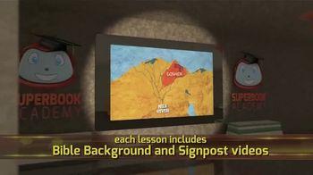 CBN Superbook TV Spot, 'Explorer Volume 25' - Thumbnail 6
