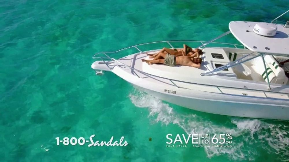 Sandals Resorts TV Commercial, 'Forget Your Worries'