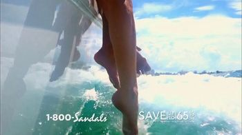 Sandals Resorts TV Spot, 'Forget Your Worries' Song by Bob Marley - Thumbnail 3