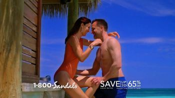 Sandals Resorts TV Spot, 'Forget Your Worries' Song by Bob Marley - Thumbnail 4