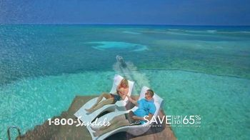 Sandals Resorts TV Spot, 'Forget Your Worries' Song by Bob Marley - Thumbnail 5
