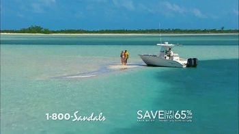 Sandals Resorts TV Spot, 'Forget Your Worries' Song by Bob Marley - Thumbnail 6
