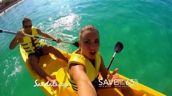 Sandals Resorts TV Spot, 'Forget Your Worries' Song by Bob Marley - Thumbnail 7