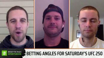 DraftKings Sportsbook TV Spot, 'UFC 250: The Weekend' - Thumbnail 2