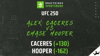 DraftKings Sportsbook TV Spot, 'UFC 250: The Weekend' - Thumbnail 4