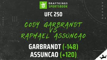 DraftKings Sportsbook TV Spot, 'UFC 250: The Weekend' - Thumbnail 5