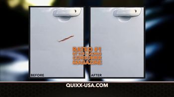 Quixx Paint Scratch Remover TV Spot, 'Another Scratch: Bicycle' - Thumbnail 7