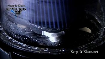 Keep It Klean Revolution Air Filter TV Spot, 'Save Time, Money and Energy' - Thumbnail 9