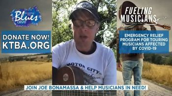 Keeping the Blues Alive TV Spot, 'Fueling Musicians Relief Program' Featuring Joe Bonamassa - Thumbnail 6