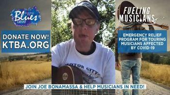 Keeping the Blues Alive TV Spot, 'Fueling Musicians Relief Program' Featuring Joe Bonamassa - Thumbnail 1
