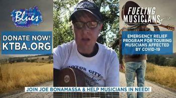 Keeping the Blues Alive TV Spot, 'Fueling Musicians Relief Program' Featuring Joe Bonamassa - Thumbnail 2