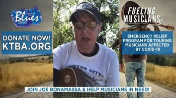 Keeping the Blues Alive TV Spot, 'Fueling Musicians Relief Program' Featuring Joe Bonamassa - Thumbnail 4