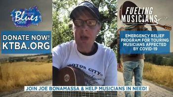 Keeping the Blues Alive TV Spot, 'Fueling Musicians Relief Program' Featuring Joe Bonamassa - Thumbnail 5