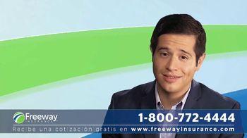 Freeway Insurance TV Spot, 'Seguro de auto: ahorra hasta $839 dólares' [Spanish] - Thumbnail 4