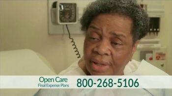 Open Care Insurance Services Final Expense Plan TV Spot, 'At Peace: $30,000' - Thumbnail 1
