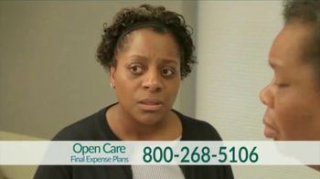 Open Care Insurance Services Final Expense Plan TV Spot, 'At Peace: $30,000' - Thumbnail 3