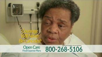 Open Care Insurance Services Final Expense Plan TV Spot, 'At Peace: $30,000' - Thumbnail 4
