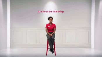 Chick-fil-A TV Spot, 'The Little Things: The A in Chick-fil-A: Smile' - Thumbnail 8