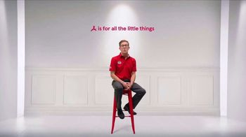 Chick-fil-A TV Spot, 'The Little Things: The A in Chick-fil-A: Encouragement' - Thumbnail 10
