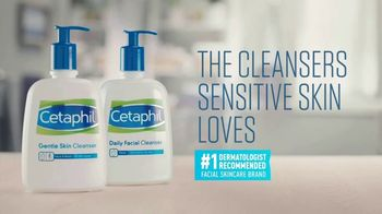 Cetaphil TV Spot, 'Especially Important to Keep Skin Clean' - Thumbnail 10