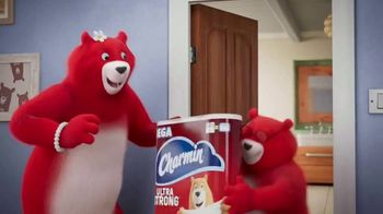 Charmin Ultra Strong TV Spot, 'Itchy, Scratchy' - Thumbnail 5