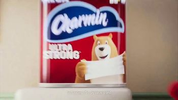 Charmin Ultra Strong TV Spot, 'Itchy, Scratchy' - Thumbnail 6