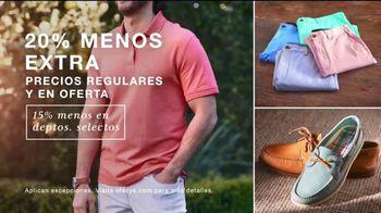 Macy's TV Spot, 'Moda de verano: 25-40 por ciento' [Spanish] - Thumbnail 1
