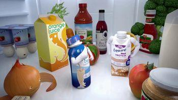 Ensure Max Protein TV Spot, 'More Protein, Less Sugar: Immune Health'