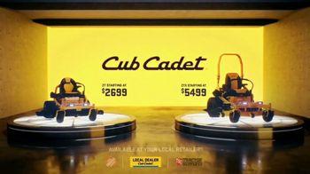 Cub Cadet TV Spot, 'All Around: $2,699' - Thumbnail 7
