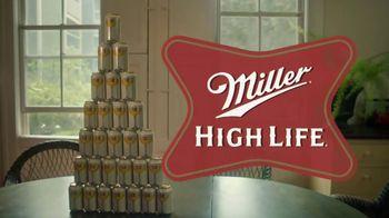 Miller High Life TV Spot, 'Stack'