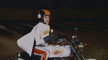 Little Caesars Pizza Stuffed Crazy Bread TV Spot, 'Temerario' [Spanish] - Thumbnail 5