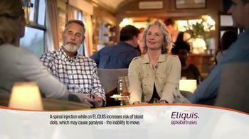 ELIQUIS TV Spot, 'What's Next: Flower'