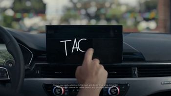 2020 Audi A4 TV Spot, \'Touch and Go\' [T1]