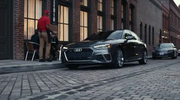 2020 Audi A4 TV Spot, 'Touch and Go' [T1] - Thumbnail 5