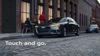 2020 Audi A4 TV Spot, 'Touch and Go' [T1] - Thumbnail 6