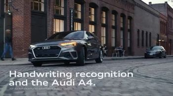 2020 Audi A4 TV Spot, 'Touch and Go' [T1] - Thumbnail 7
