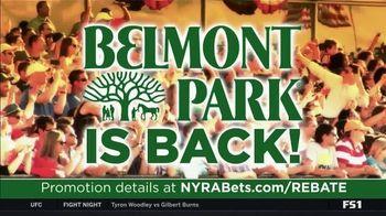 NYRA Bets TV Spot, 'Opening Week: 5 Percent Rebate' - Thumbnail 7