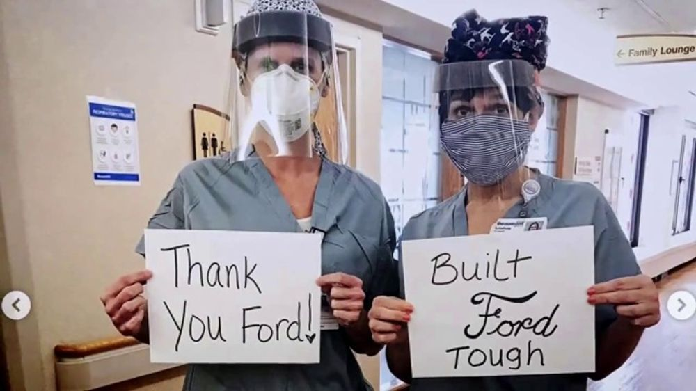 Ford TV Commercial, 'Nosotros construimos' [Spanish] [T1