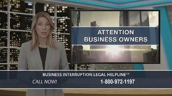 Andrus Wagstaff TV Spot, 'Business Interruption' - Thumbnail 1
