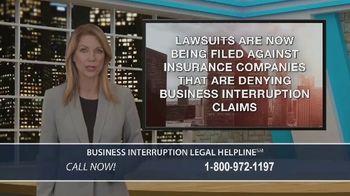 Andrus Wagstaff TV Spot, 'Business Interruption'