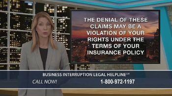 Andrus Wagstaff TV Spot, 'Business Interruption' - Thumbnail 5