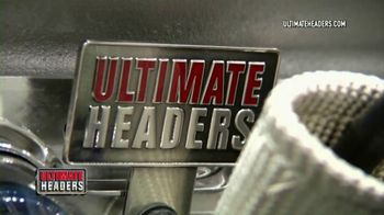 Ultimate Headers TV Spot, 'Joining Form and Function' - Thumbnail 1