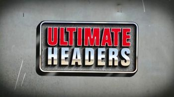 Ultimate Headers TV Spot, 'Joining Form and Function' - Thumbnail 10