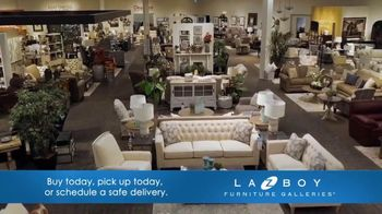 La-Z-Boy TV Spot, 'Rough Times: Open For Business' - Thumbnail 8